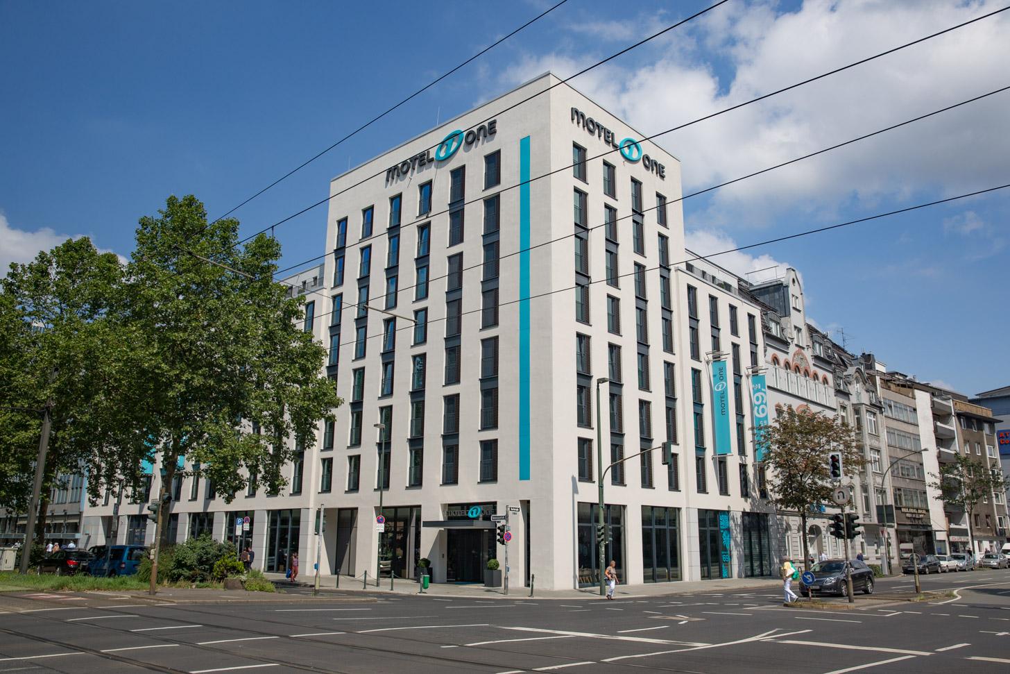 Motel 1 Düsseldorf