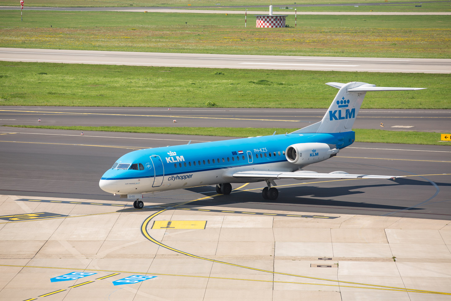 Vliegen naar Düsseldorf met KLM